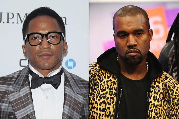 Q-Tip Kanye West