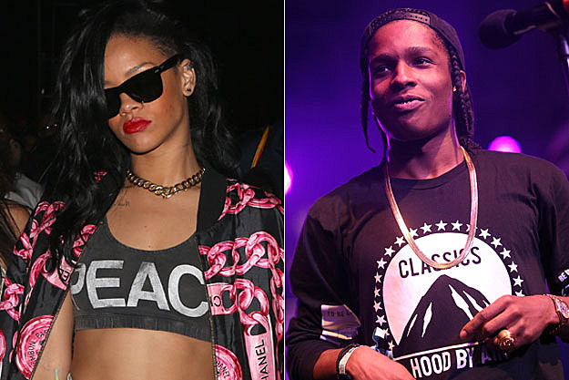 Is rihanna dating asap rocky