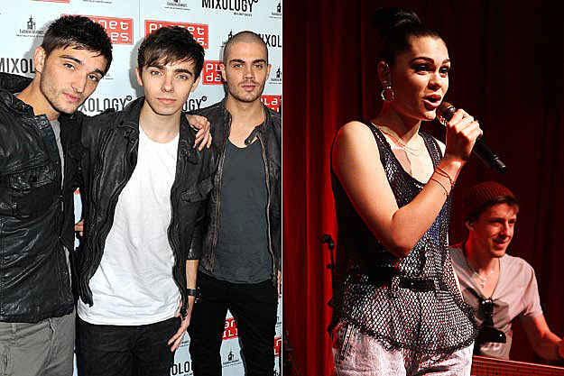 The Wanted Jessie J