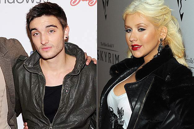 Tom Parker Christina Aguilera