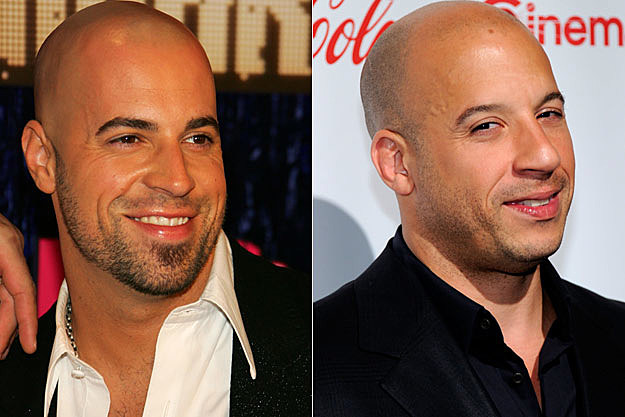 Chris Daughtry Vin Diesel