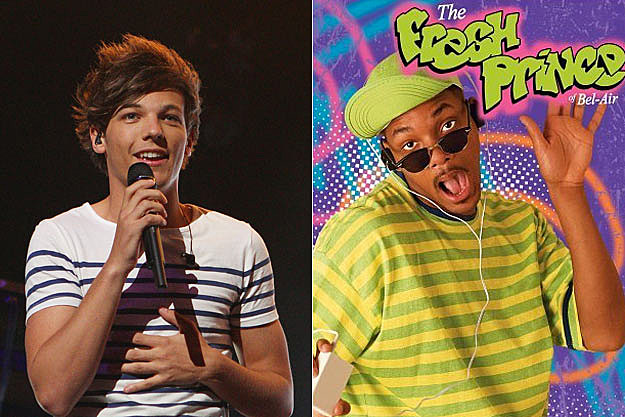 Louis Tomlinson Will Smith