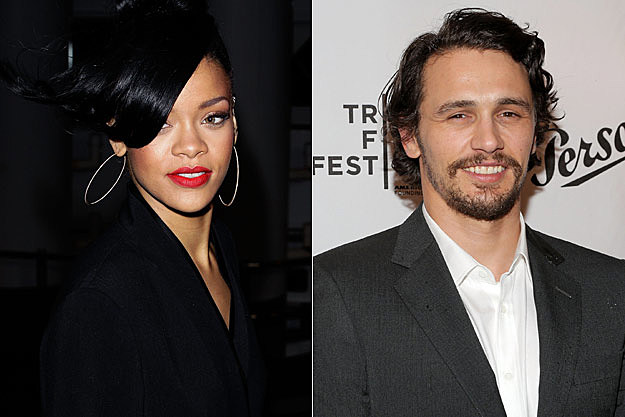 Rihanna James Franco
