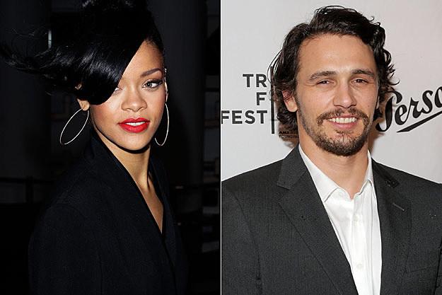 Rihanna James Franco