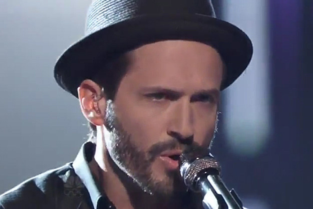 Tony Lucca Shocks America With Bluesy Version of Britney Spears ...
