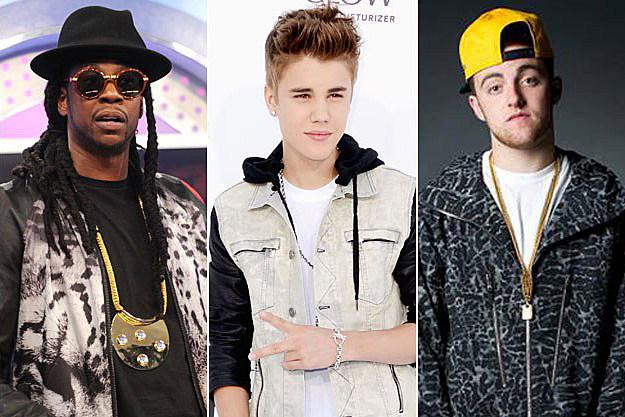 2 Chainz Justin Bieber Mac Miller