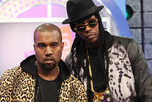 2 Chainz Kanye West