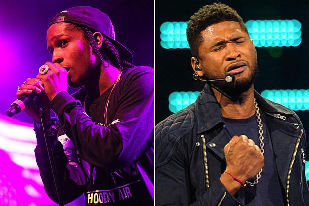 A$AP Rocky Usher