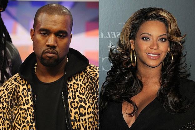 Kanye West Beyonce