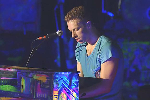 Coldplay MCA Tribute