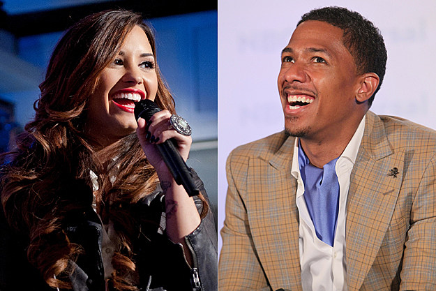 Demi Lovato, Nick Cannon