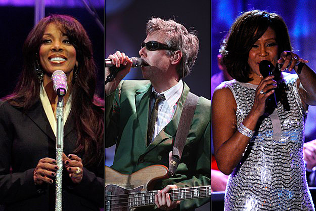 Donna Summer MCA Whitney Houston