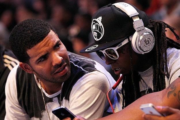 Drake Lil Wayne
