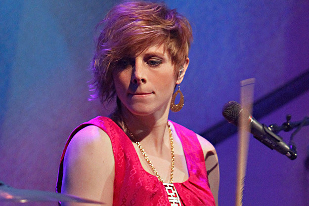 neon trees lead singer and drummer dating