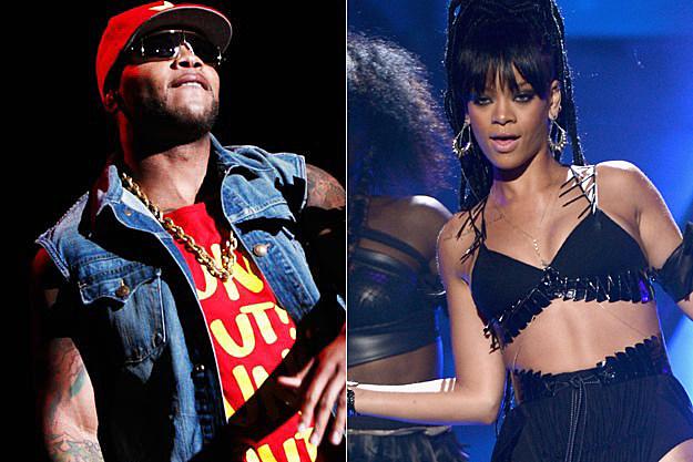 Flo Rida Rihanna