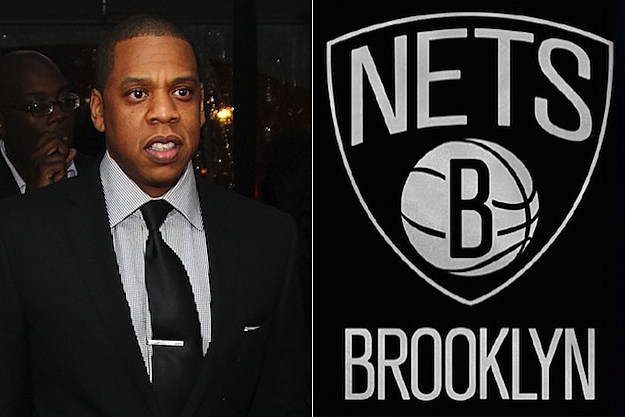 Jay Z talks new Nets logo