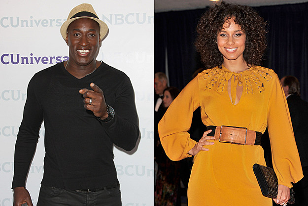 Jermaine Paul, Alicia Keys