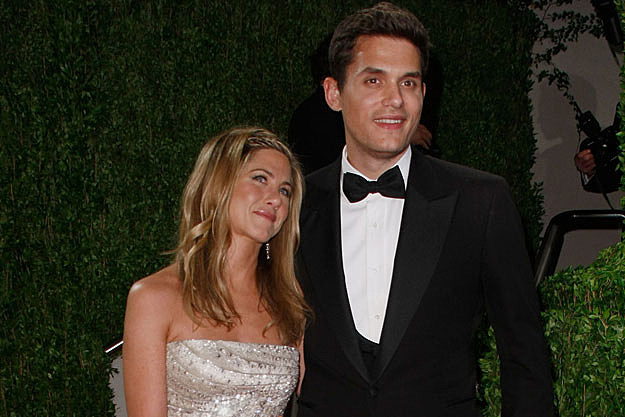 John Mayer Jennifer Aniston