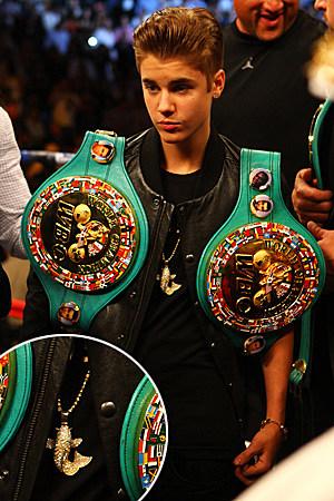 Justin Bieber Bling