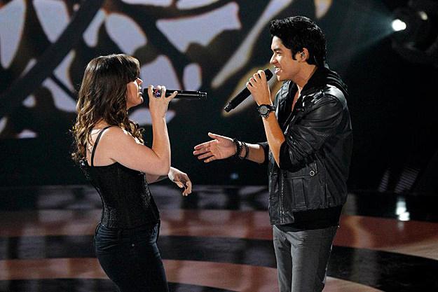 Kelly Clarkson, Jason Farol