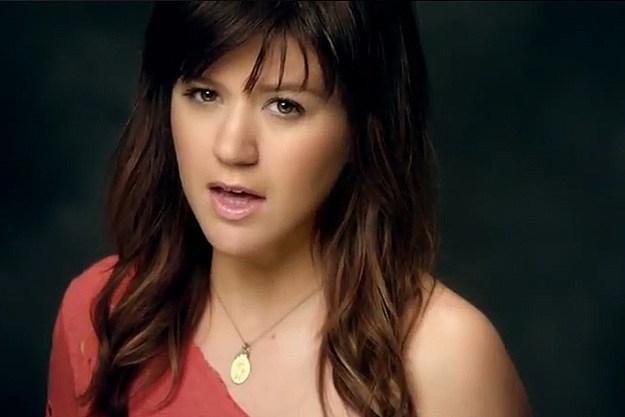 Kelly Clarkson Dark Side
