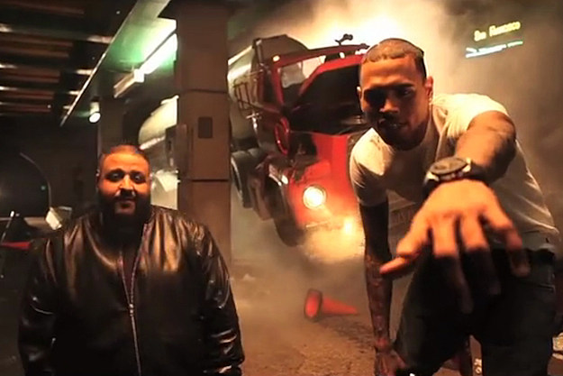 DJ Khaled  Chris Brown