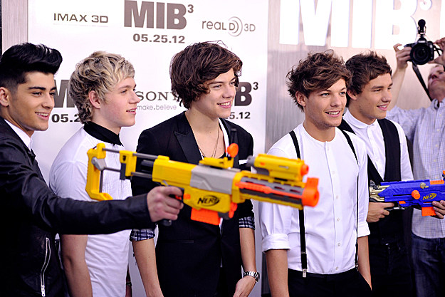 One Direction MIB 3