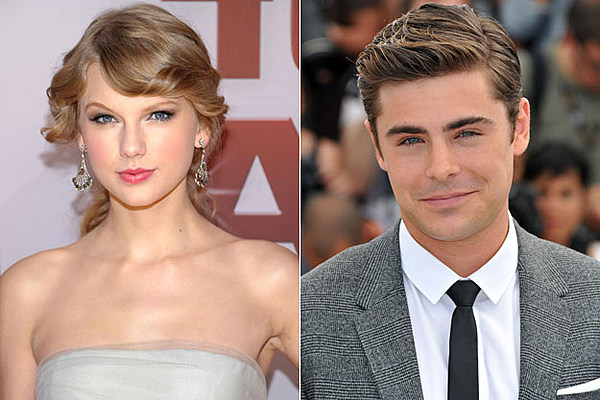 Is zac efron dating taylor swift