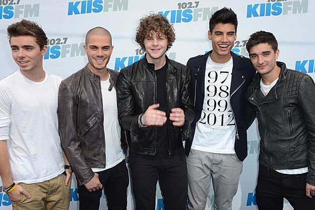 The Wanted Wango Tango