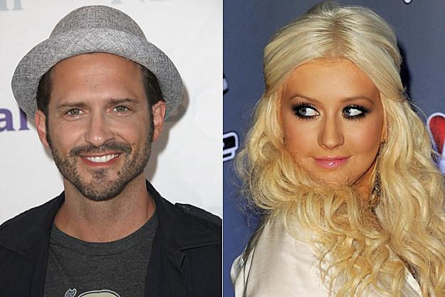 Tony Lucca, Christina Aguilera