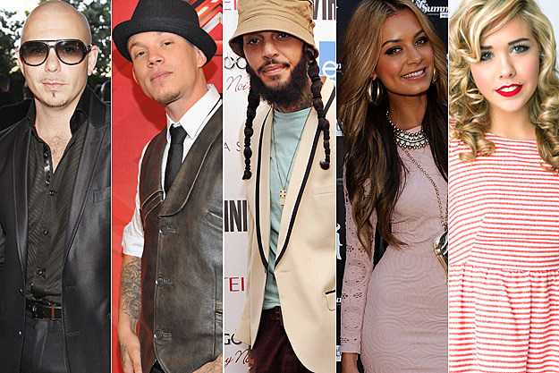 Pitbull Chris Rene Travie McCoy Havana Brown Bean