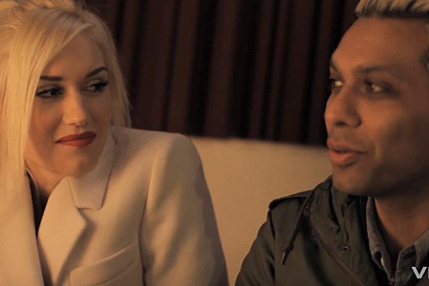 Gwen Stefani Tony Kanal