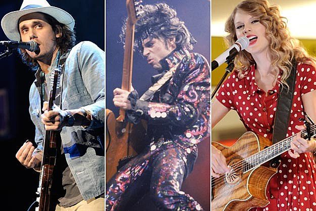 John Mayer Prince Taylor Swift