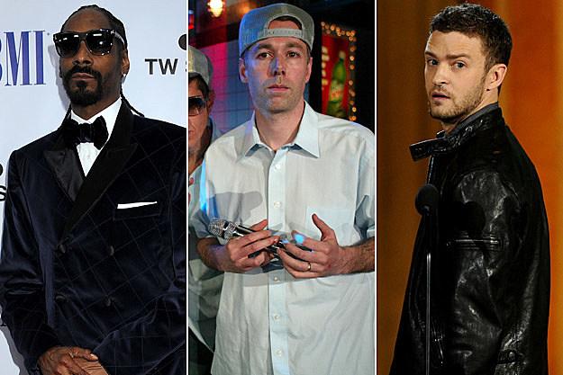 Snoop Dogg MCA Justin Timberlake