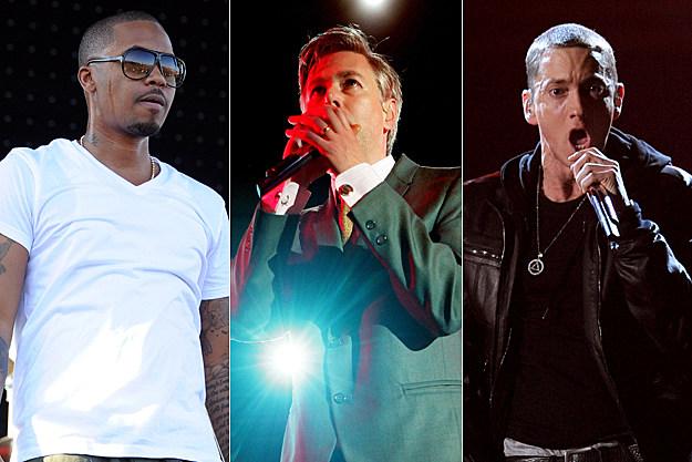 Nas MCA Eminem