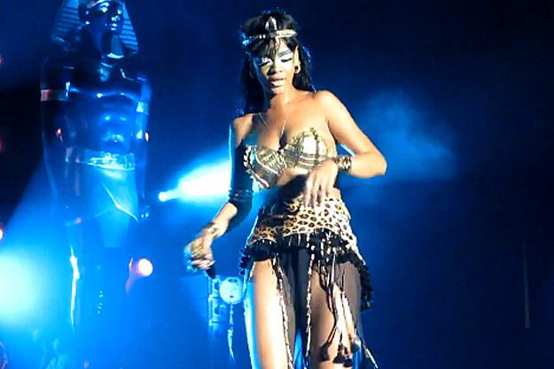 Rihanna Tribal