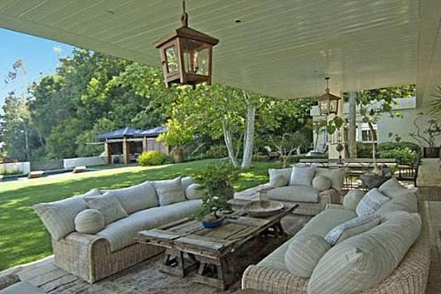 Ryan Seacrest Home