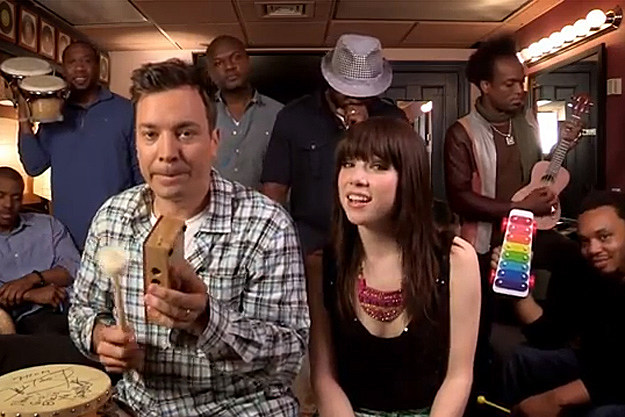 Carly Rae Jepsen Jimmy Fallon