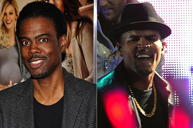 Chris Rock Chris Brown