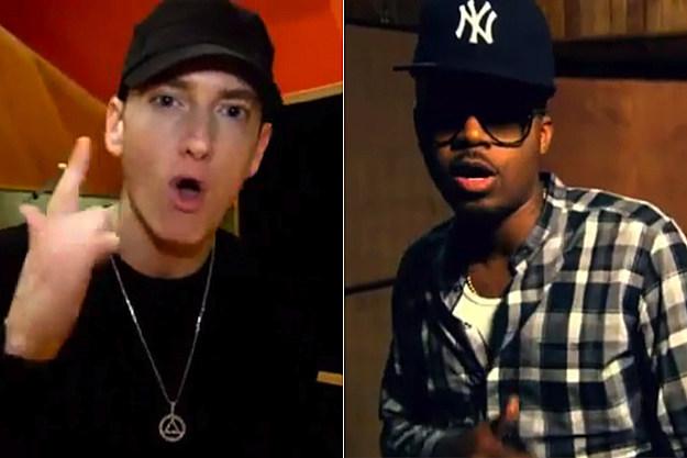 Eminem Nas