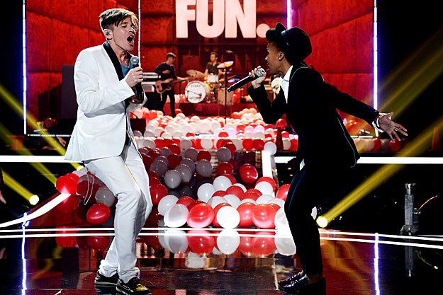 Fun. Janelle Monae MTV Movie Awards 2012
