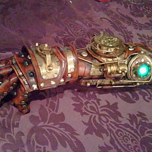 Iron Man Arm