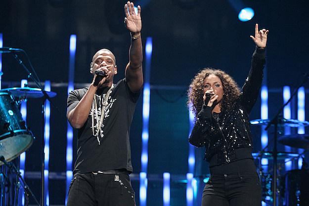 Jay-Z Alicia Keys