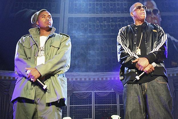 Nas Jay-Z