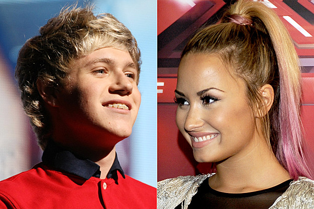 Did demi lovato dating niall horan