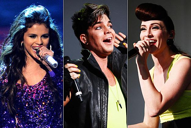 Selena Gomez Adam Lambert Karmin
