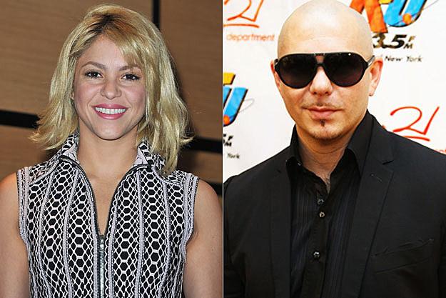 Shakira Pitbull