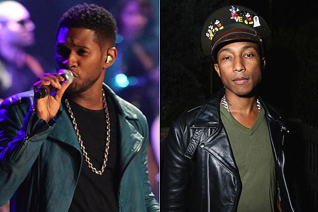 Usher Pharrell