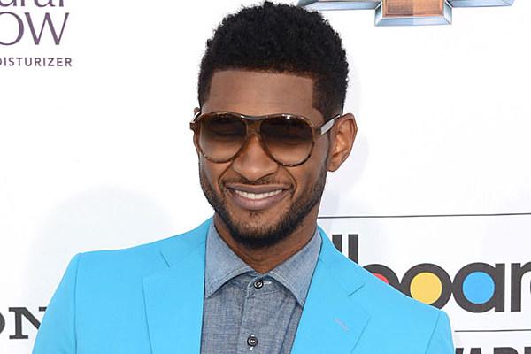 Usher Album Cover Looking 4 Myself Usher, 'Looking 4 My...
