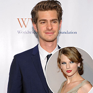 Andrew Garfield Taylor Swift
